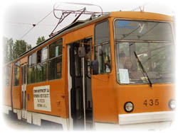 Courses for tram and trolleybus drivers